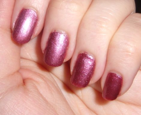 Image of elf Sunset Nail Polish Swatches