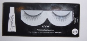 Image of NYX Fabulous Lashes 116