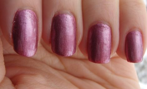 Image of e.l.f. Sunset Nail Polish Swatch