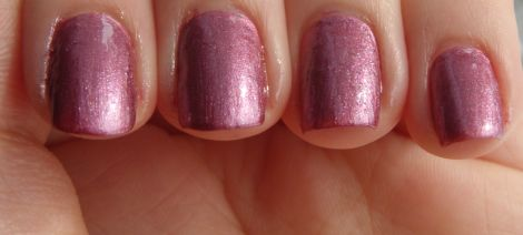 Image of e.l.f. Essentials Sunset Nail Polish Swatches