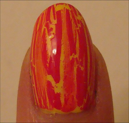China Glaze Broken Hearted Crackle Glaze Review