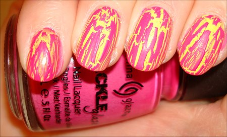 China Glaze Broken Hearted Review