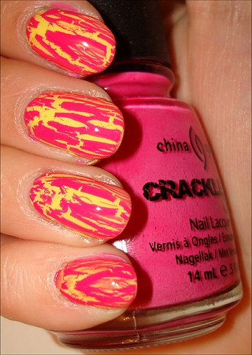 China Glaze Broken Hearted Swatches