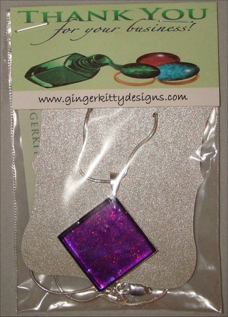 Ginger Kitty Designs Jewelry Review
