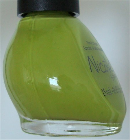 Nicole by OPI Nail Polish Bottle
