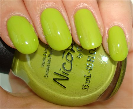 Nicole by OPI Something About Spring Collection Swatches