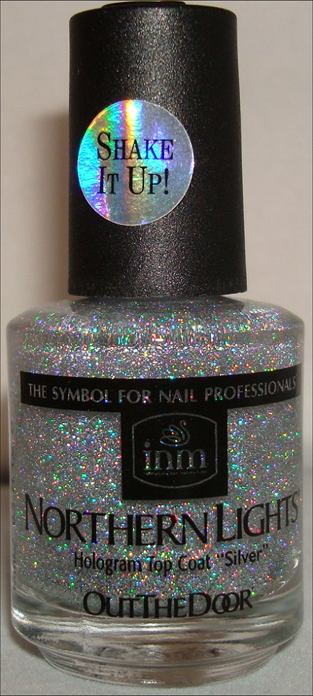 Northern Lights Hologram Top Coat Pictures