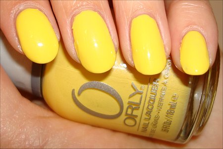 Orly Spark Review