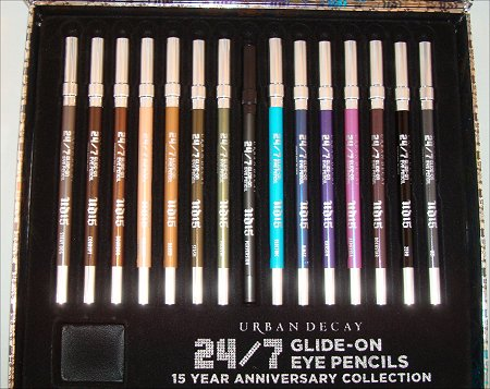 Urban Decay 24-7 Glide-on Pencils