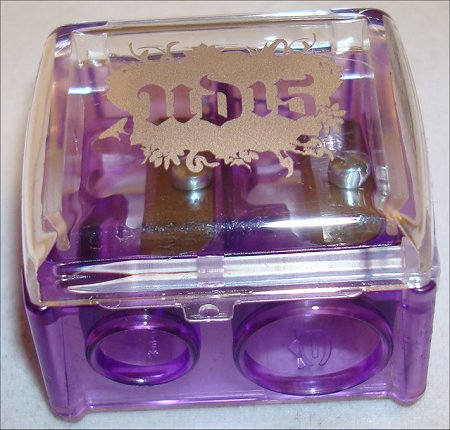 Urban Decay Grindhouse Pencil Sharpener