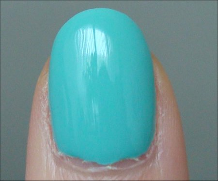 For Audrey China Glaze Swatches & Review