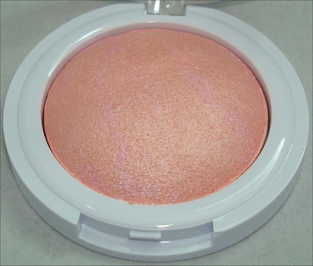 Hard Candy Baked Blush Review Honeymoon