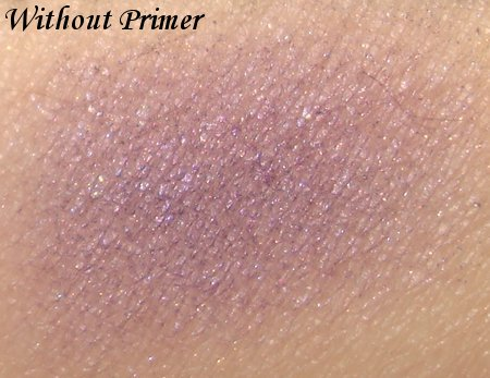 NYX Eyeshadow Primer Swatch & Review