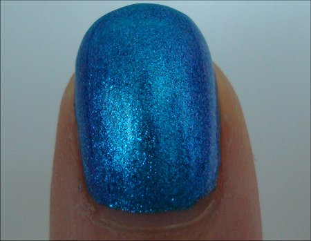 Nicole by OPI Something About Spring Collection You're S-Teal the One Swatches