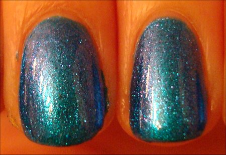 Nicole by OPI You're S-Teal the One Review & Swatches