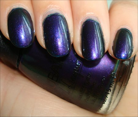 Nubar Peacock Feathers Nubar Duochrome Polishes