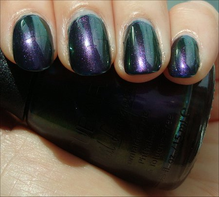 Nubar Peacock Feathers Review & Swatch