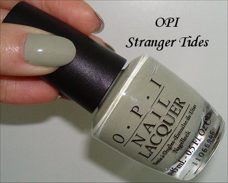 OPI Stranger Tides Review & Swatches