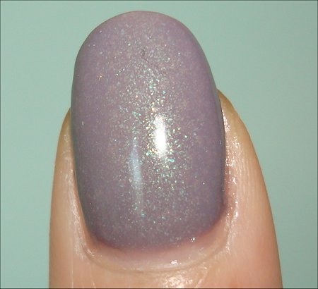 Sally Hansen Xtreme Wear Mystic Lilac Swatch & Review