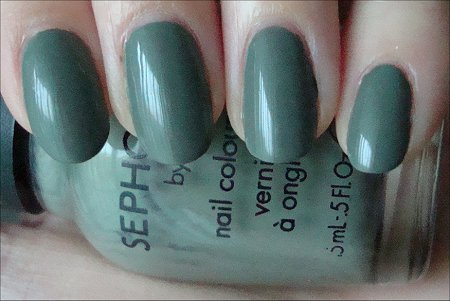 Sephora by OPI Caught With MY Khakis Down Review & Swatches