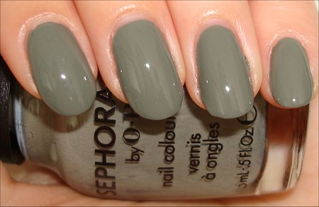 Sephora by OPI Caught With My Khakis Down Swatches