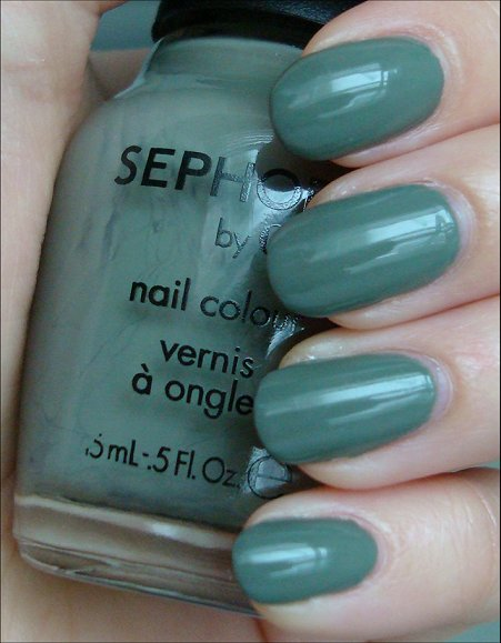 Sephora by OPI Caught With My Khakis Down Swatches Review