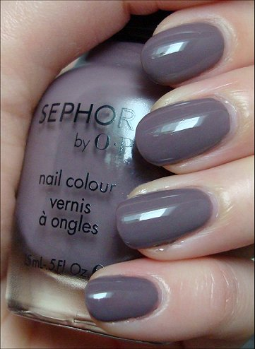 Sephora by OPI Metro Chic Swatches