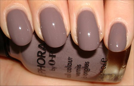 Sephora by OPI Metro Chick Swatch