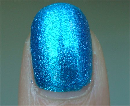 You're S-Teal the One Nicole by OPI Swatches