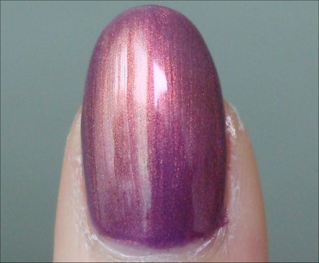 Fantasea by Orly Swatches & Review