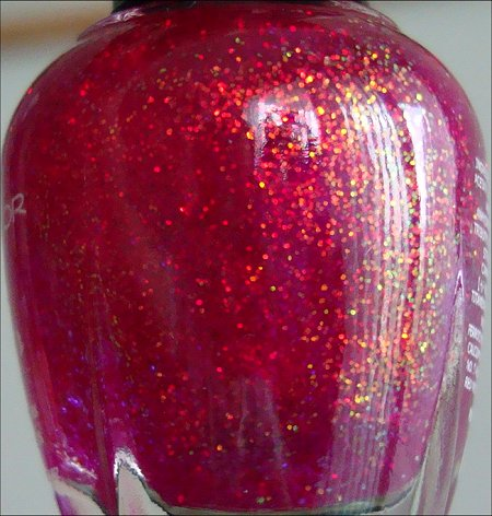 KleanColor 230 Chunky Holo Fuschia Pictures