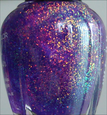 KleanColor 234 Chunky Holo Purple Pictures