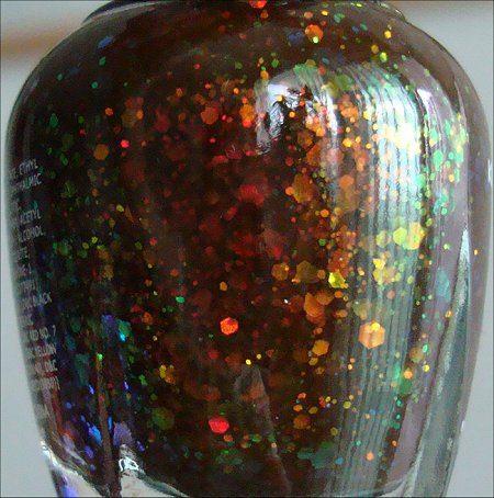KleanColor 236 Chunky Holo Black Pictures