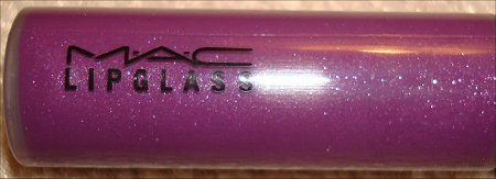 MAC All of My Purple Life Lipglass Swatches & Review