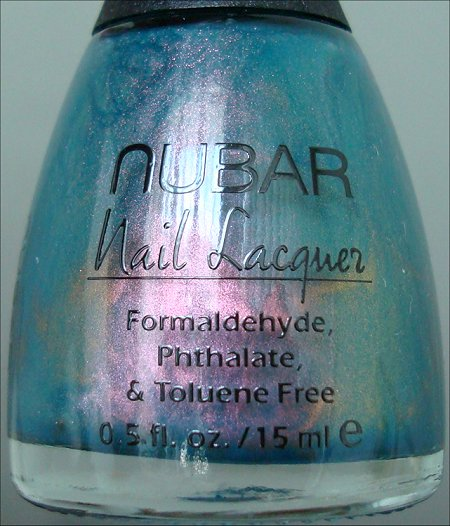 Nubar Indigo Illusion Nail Polish