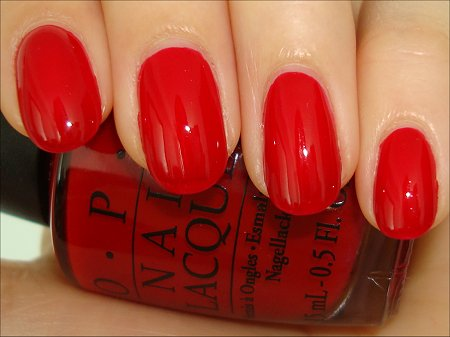 OPI Vodka & Caviar Swatch