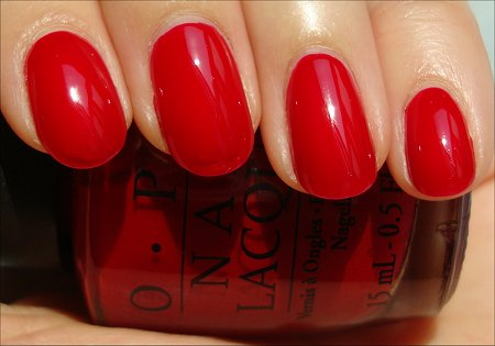 OPI Vodka and Caviar Swatches & Review