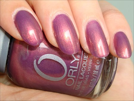 Orly Fantasea Nail Polish Review