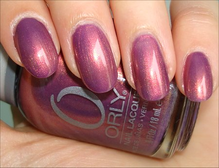 Orly Fantasea Review & Nail Polish Swatch