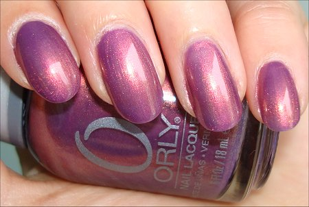 Orly Fantasea Review & Swatch