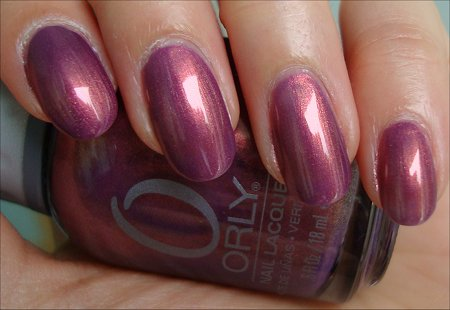 Orly Fantasea Swatch & Review