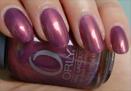 Orly Fantasea Swatch