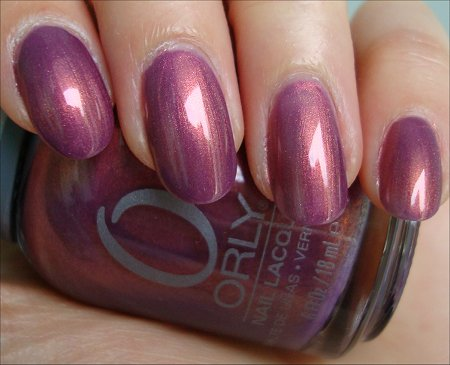 Orly Fantasea Swatches & Review