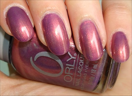 Orly Fantasy Swatch & Review