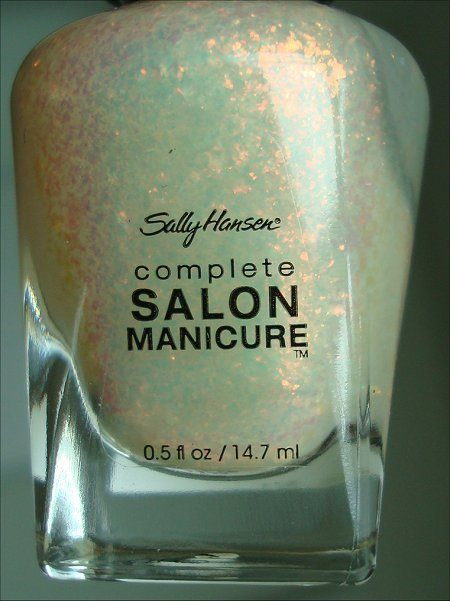 Sally Hansen Complete Salon Manicure Hidden Treasure Review & Swatch