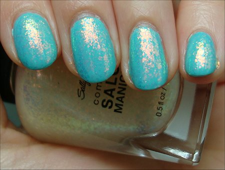 Sally Hansen Hidden Treasure Review & Swatches