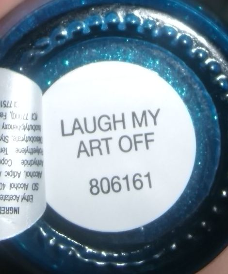 Image of FingerPaints Laughing My Art Off