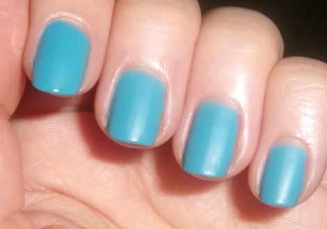 Image of L.A. Girl Matte Sky Blue