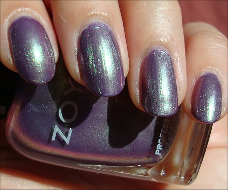 Adina Zoya Review &amp; Swatches