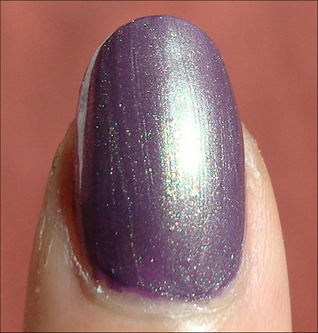 Adina Zoya Swatch & Review